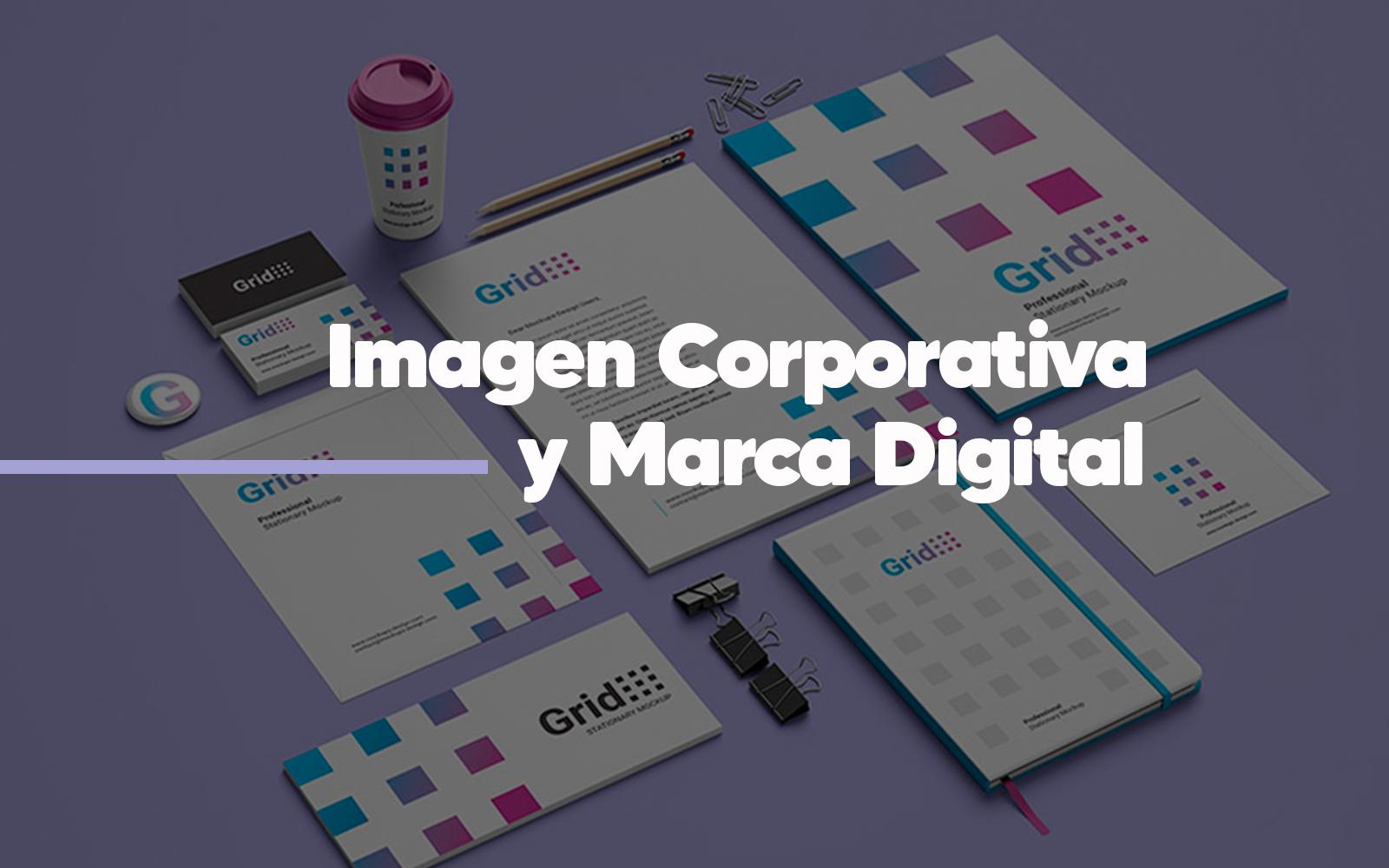 Imagen Corporativa y Marca Digital