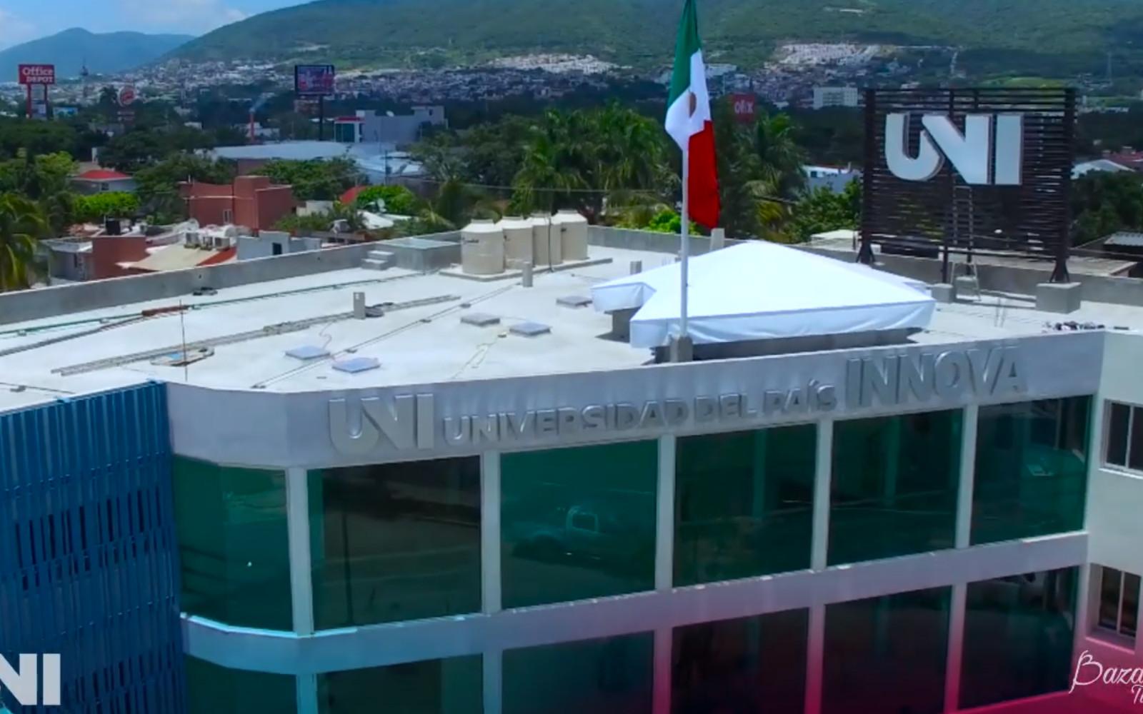 La UNI participa en el Megasimulacro